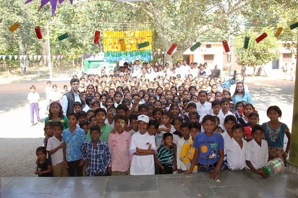 The change makers in Pench.